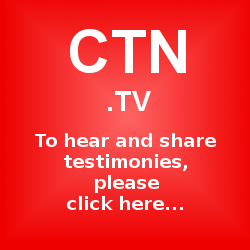 The Christian Testimony Network Ad