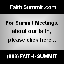 Faith Summit Ad