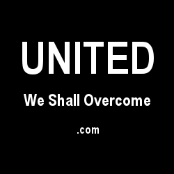 United We Shall Overcome Ad